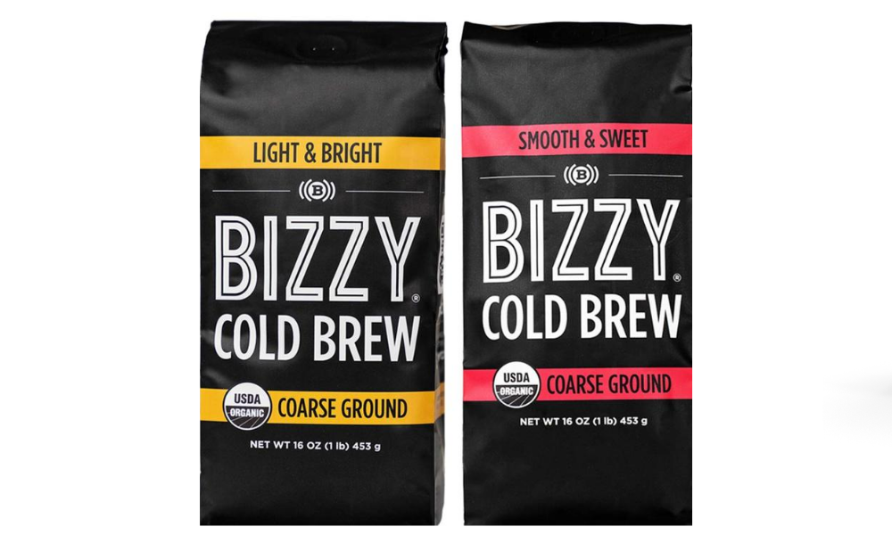 Best Bizzy Organic coffee