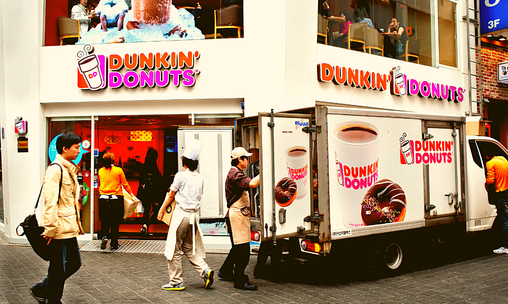 Best Dunkin Donuts Coffees