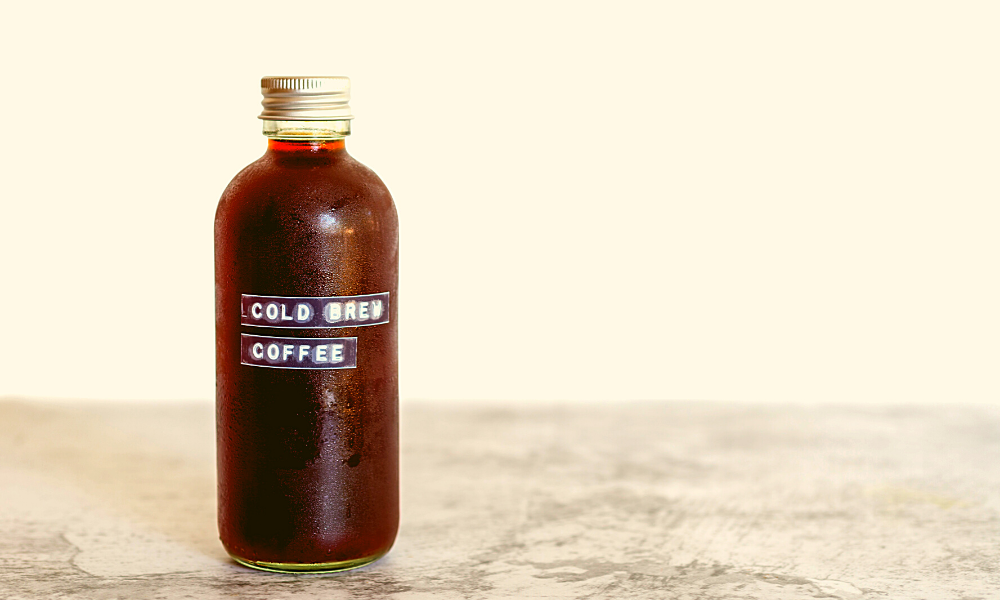 Chosen Bean Cold Brew Coffee