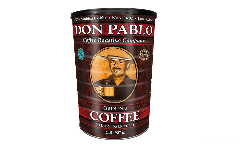 ‏Don Pablo Signature Blend, Medium-Dark Roast