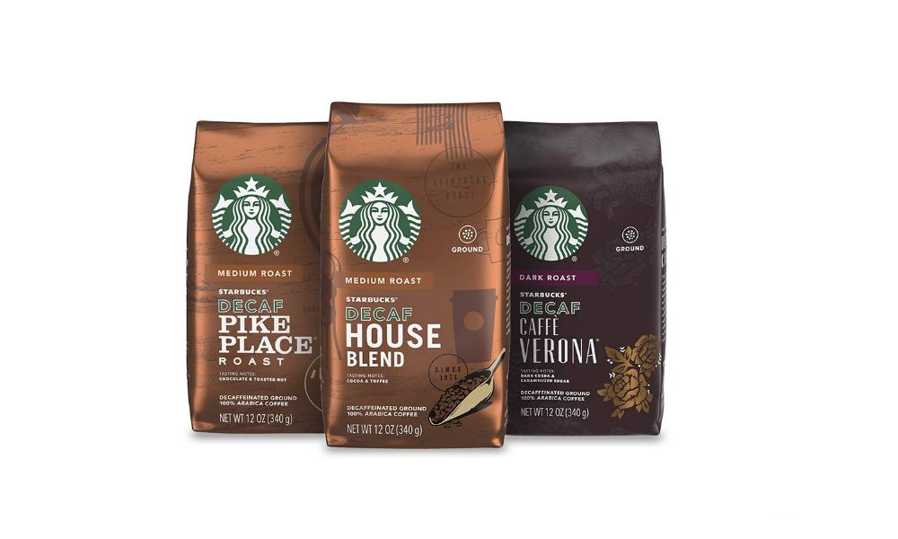 Starbucks: Variety Pack Ground Coffee (Light Roast)