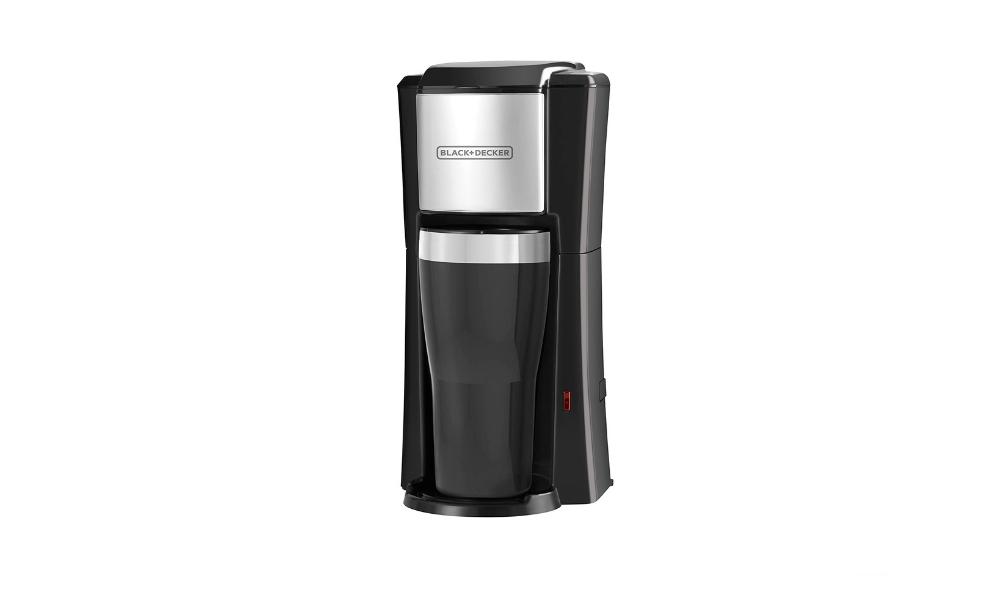 BLACK+DECKER CM618 Single Serve Coffeemaker