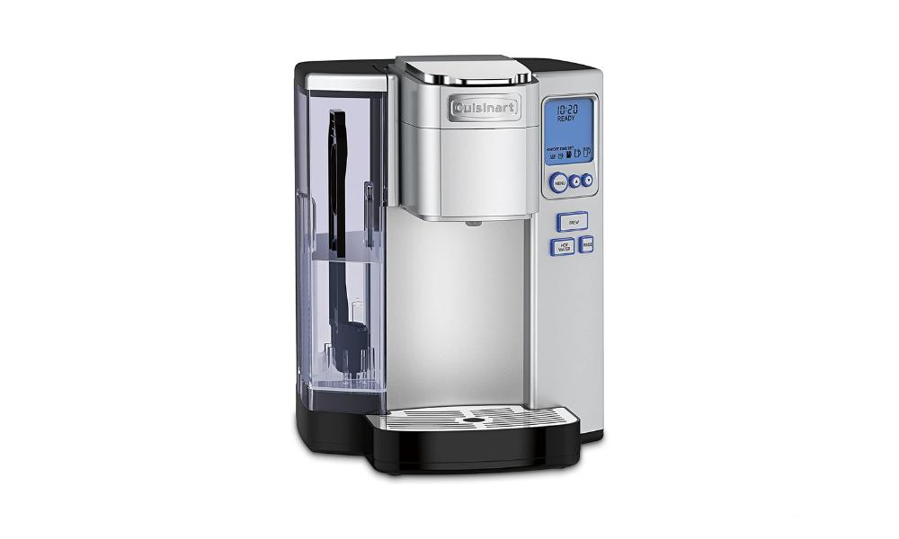 Cuisinart SS-10P1 Premium Single-Serve Coffeemaker – Best High End Single Serve Coffee Maker