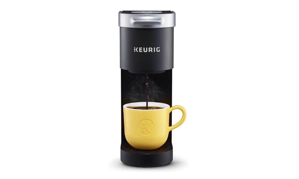 Keurig K-Mini Coffee Maker – Best Single Serve Coffee Maker For K-cups