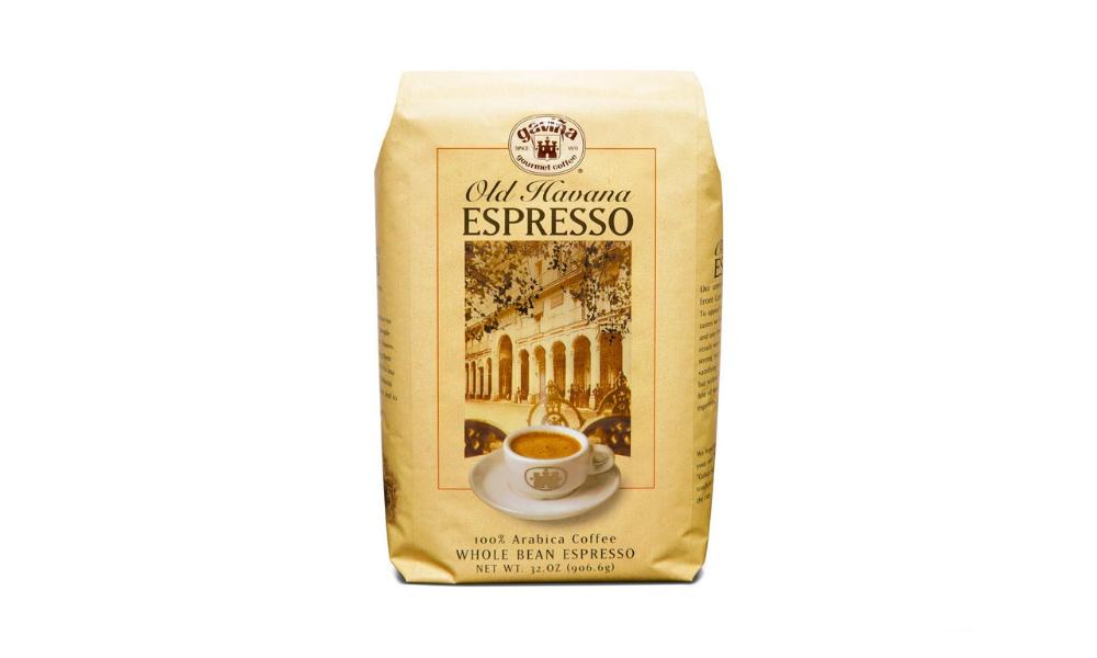 Gavina Old Havana Espresso Whole Bean Coffee