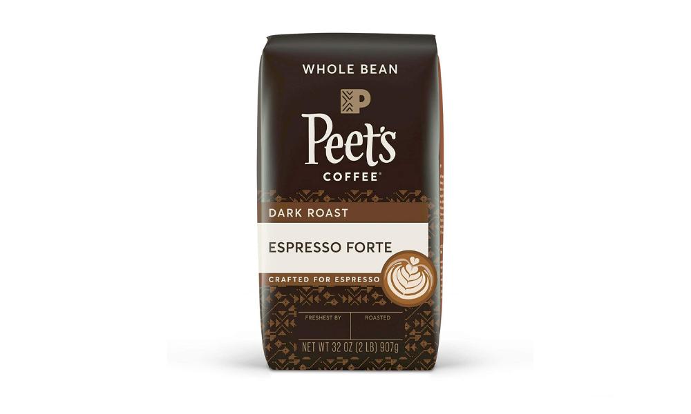Peet's Coffee Dark Espresso Forte