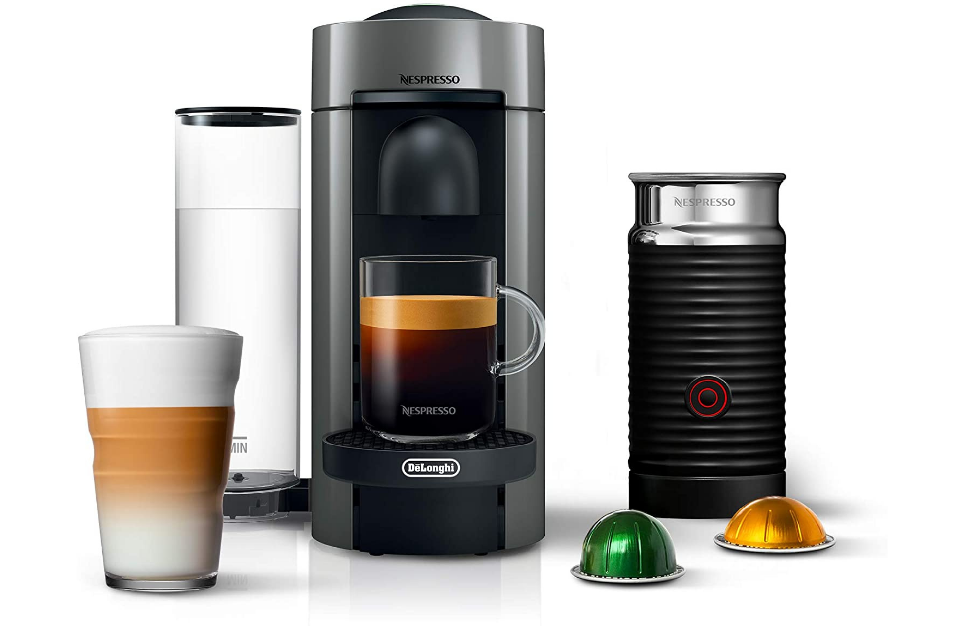 Nespresso ENV150GYAE Review