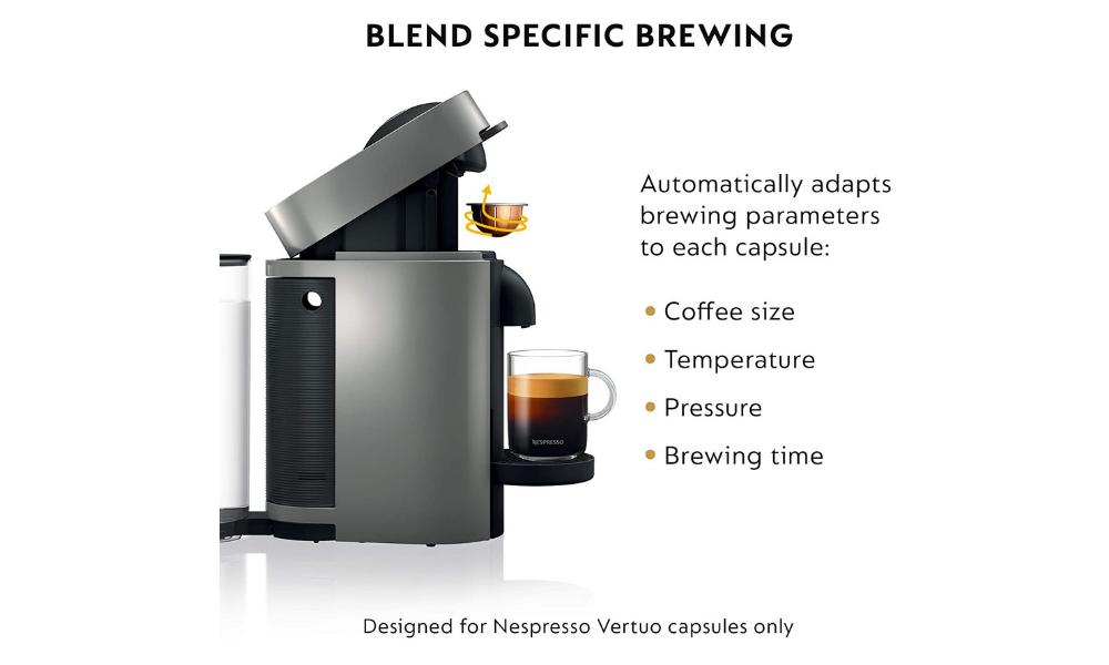 Nespresso ENV150GYAE