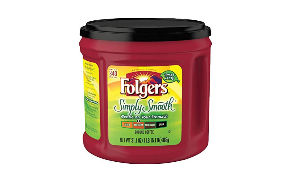 folger coffee review