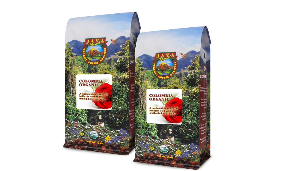 Java Planet low acid coffee
