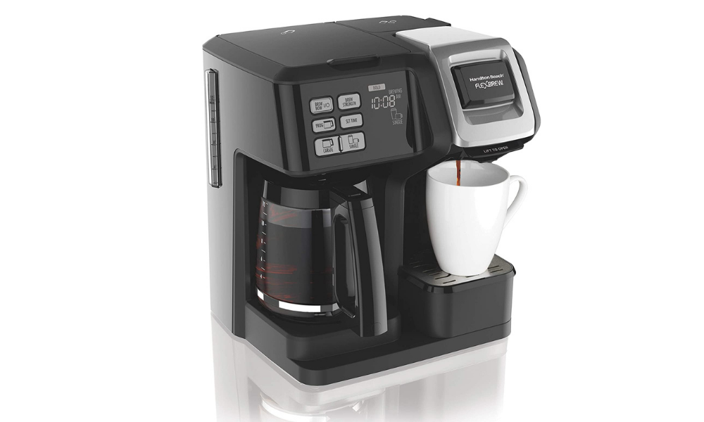 HAMILTON BEACH FLEXBREW 2 WAY COFFEE MAKER 49976