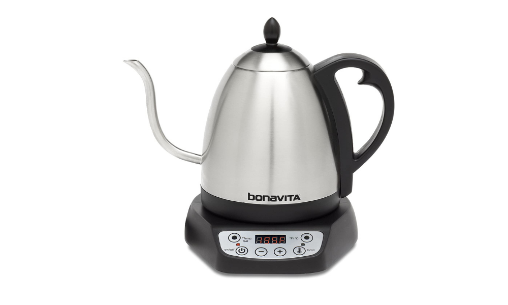 Bonavita 1.0 Liters Electric Kettle With Variable Temperature