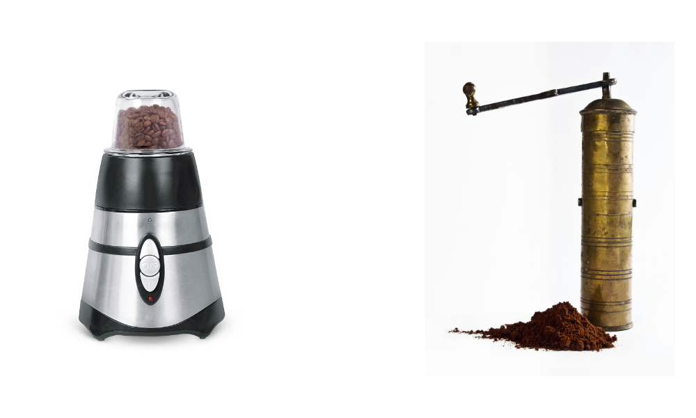 Manual vs Electric Coffee Grinders