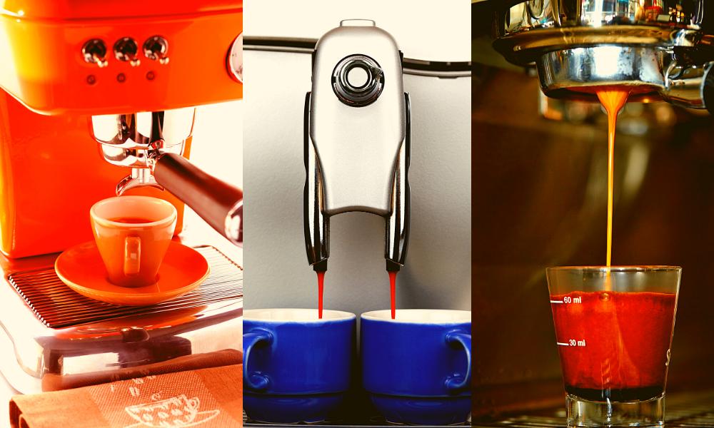 automatic vs semi-automatic espresso machine