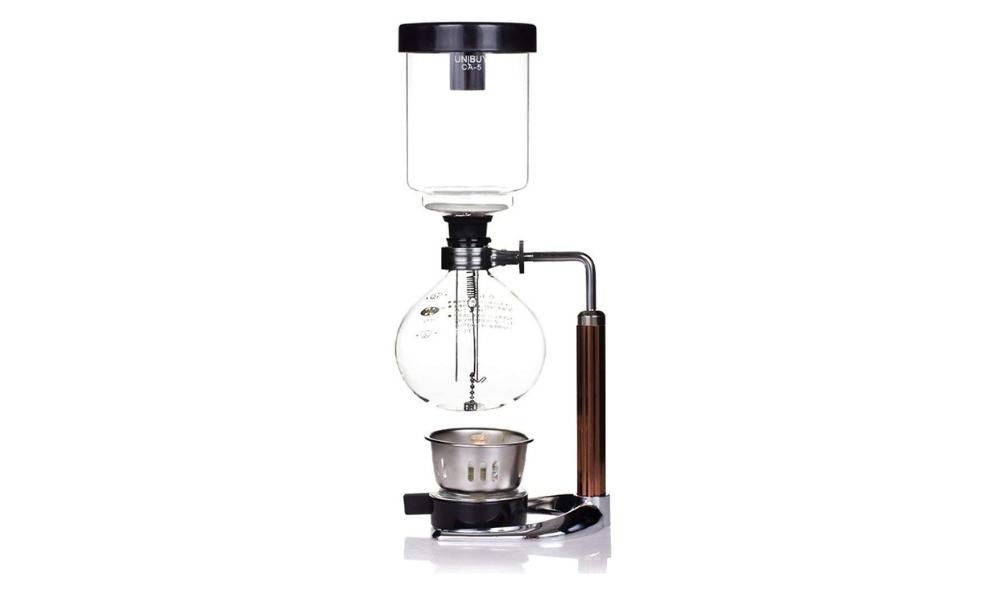 iCoffee Siphon Espresso Machine