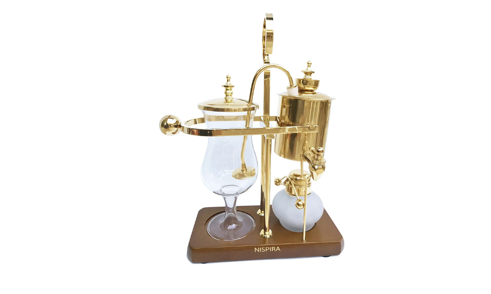Nispira Belgian Siphon Coffee Maker