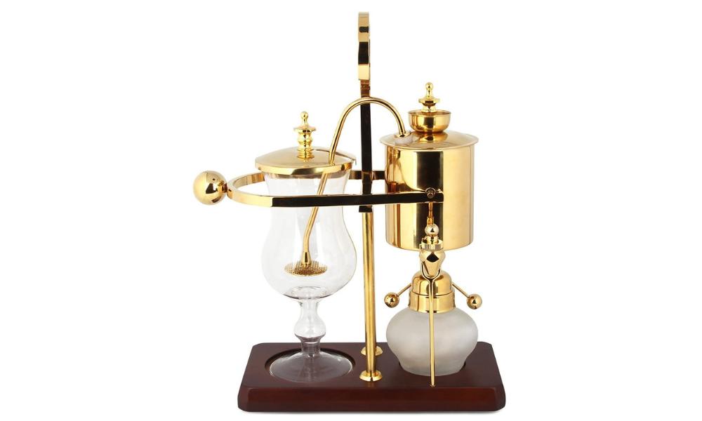 Kendal Glass Siphon Espresso Maker