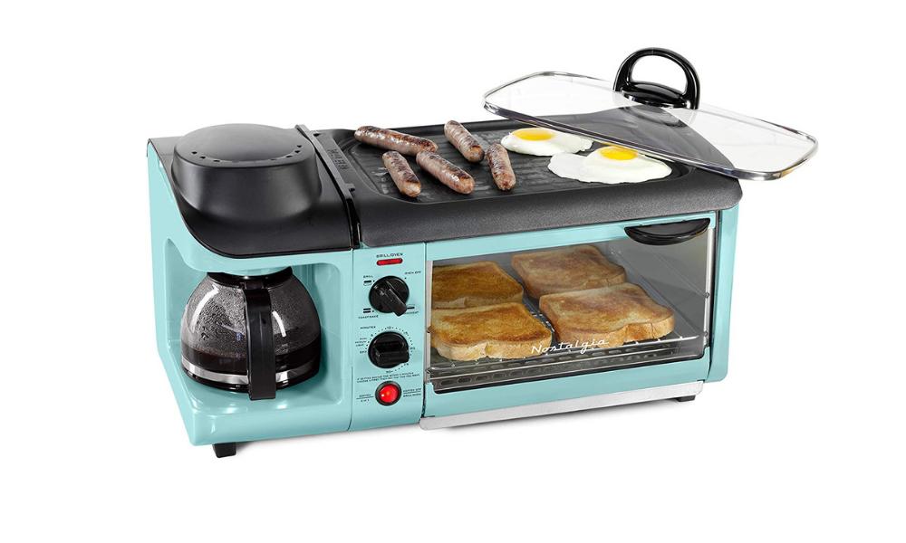 Electric Breakfast Make
