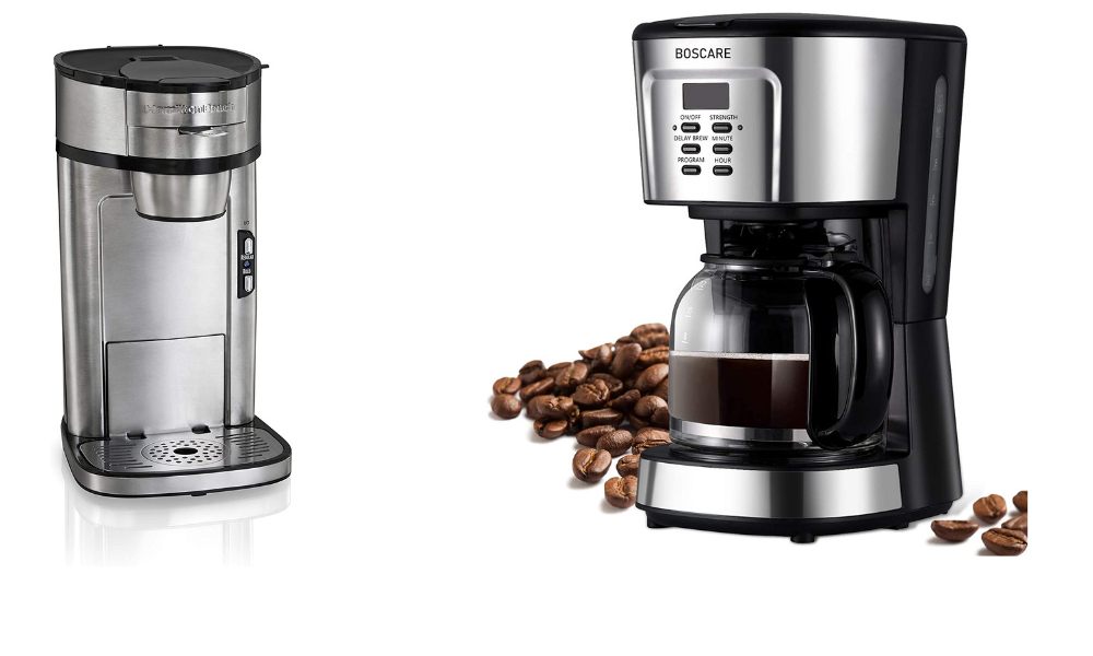 Under Cabinet Coffee Makers